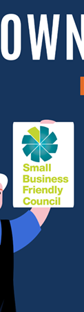 Town of Walkerville is proud to be a Small Business Friendly Council
