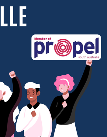 Town of Walkerville is proud to be a member of Propel South Australia